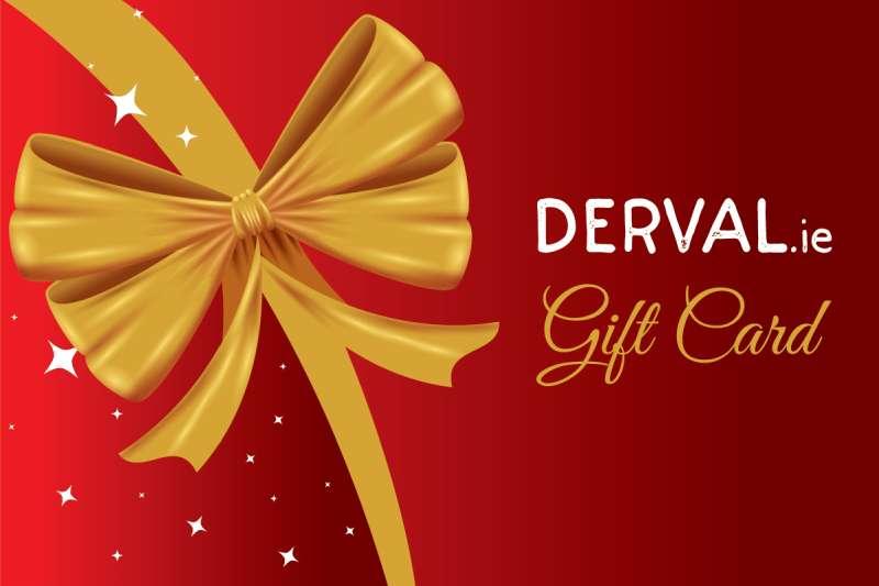 Derval.ie Gift Cards