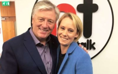 Derval O'Rourke on The Pat Kenny Show